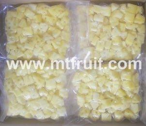 Замороженный  ананас ,  Iqf   замороженный   ананас