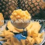 Iqf   замороженный   ананас