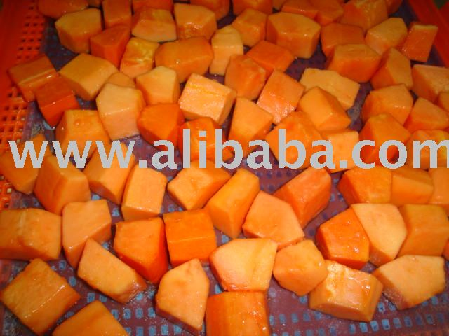 how to use frozen cassava