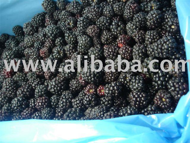 IQF Blackberries