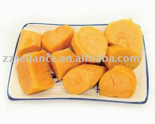 Canned Sweet Potatoes, Cuts