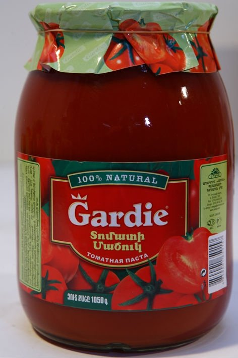 Tomato paste 28-30%  glass euro twist