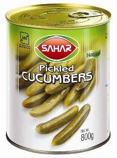 Cucumber in Brine