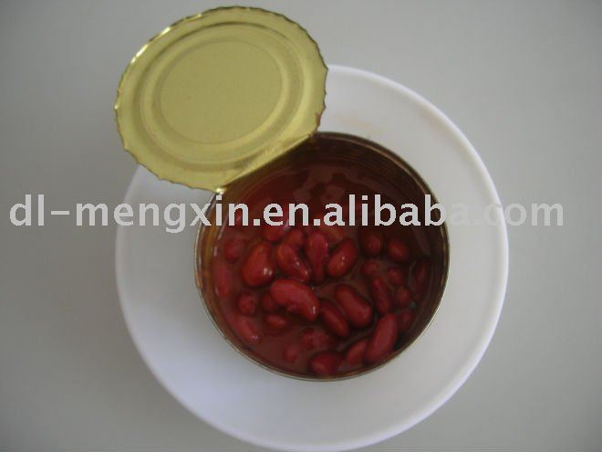 canned red kidney bean in tomato sauce
