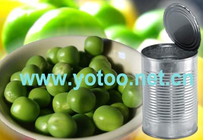 canned green peas, canned vegetables, green peas