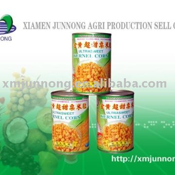 sweet corn/canned corn