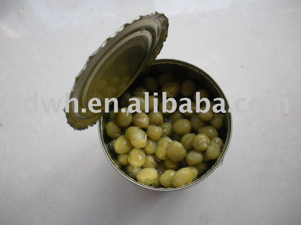 Canned peas / green peas