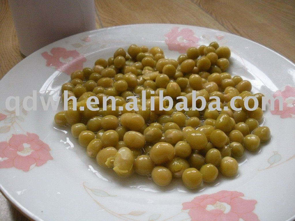 Canned green pea / canned green peas