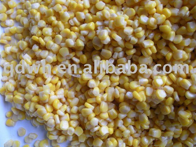 Canned corn / canned sweet corn