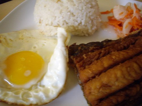 """distribution of product daing na bangus Smoked milkfish or tinapang bangus is the product of curing the milkfish or bangus by smoking to extend its shelf life it is good with rice as viand, perfect for """"pulutan"""" or snack and makes a good ingredient to many recipes."""