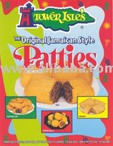 Chicken Unbaked Jamaican Meat Patties-Bulk
