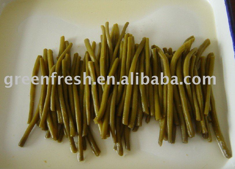 how to make fresh french cut green beans