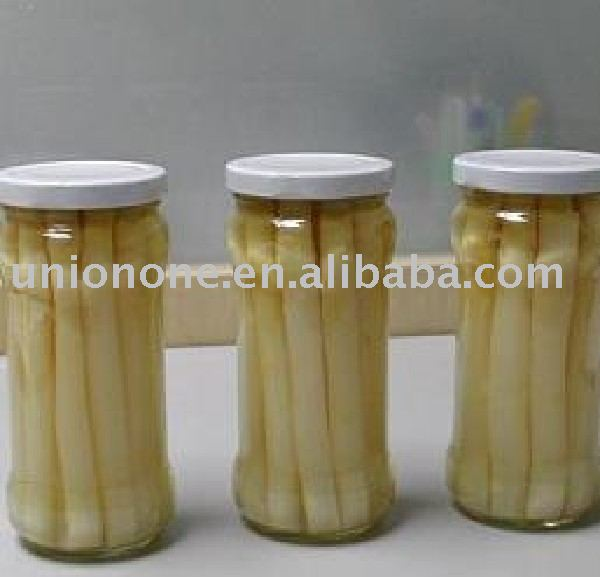 Canned asparagus products,China Canned asparagus supplier