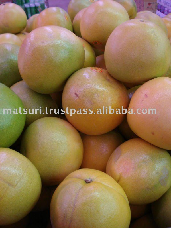Pomelo All Grades, 100% export quality