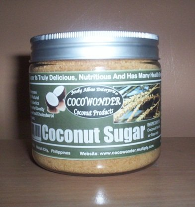 COCONUT NECTAR SUGAR - In Bulk, Toll Packaging & Private Labeling