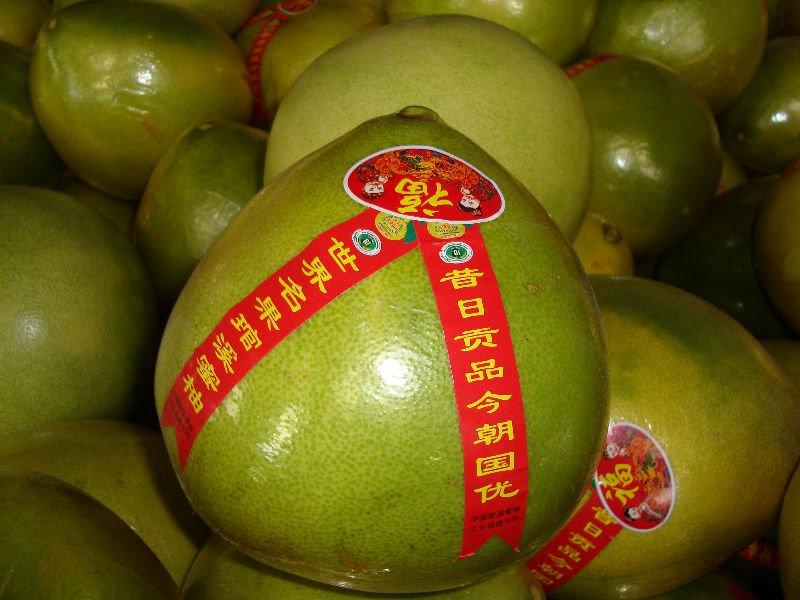 Chinese Fresh Pomelo/Shaddock/grapefruit