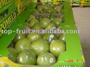 Citrus fruit (honey pomelo)