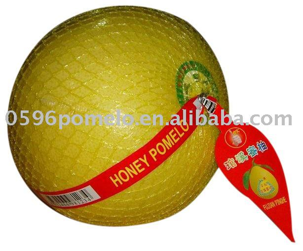 Citrus fruit honey pomelo