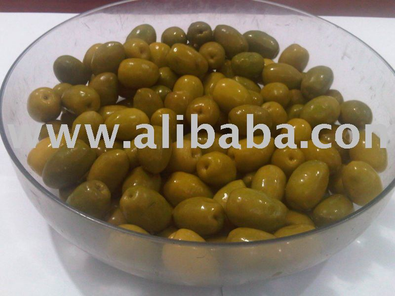 how to eat olives in brine