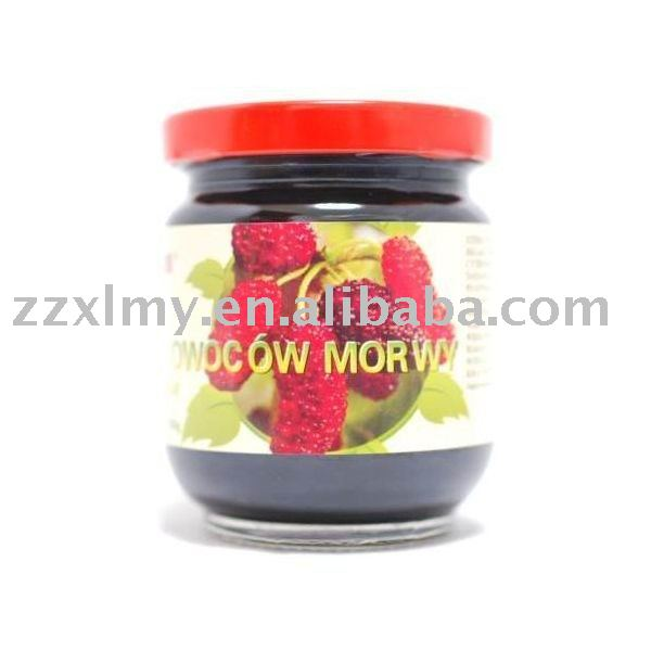 canned fruit healthy mulberry fruit