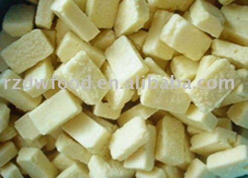 quick frozen  garlic puree