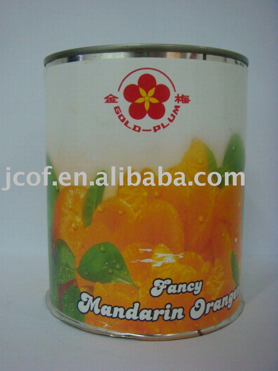caned   food -canned orange(727)