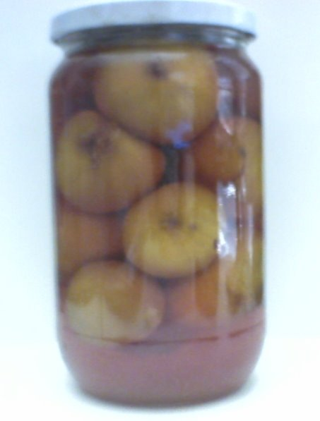 Home Made Fig Compote