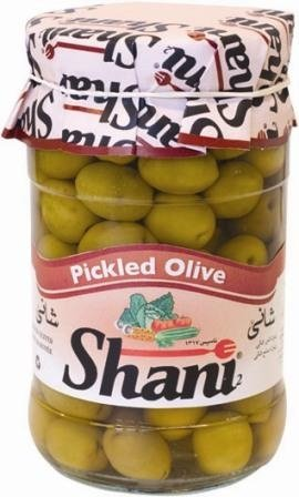 PICKLED OLIVE