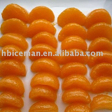 canned fruit mandarin orange