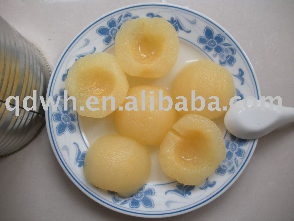Canned pear halves 425g - 3kg