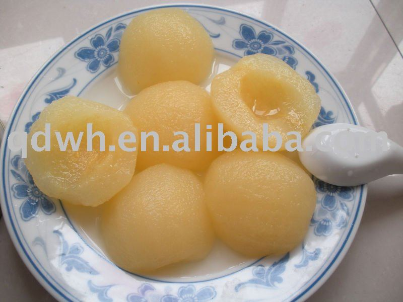 Canned pear halves 425g - 4.5kg