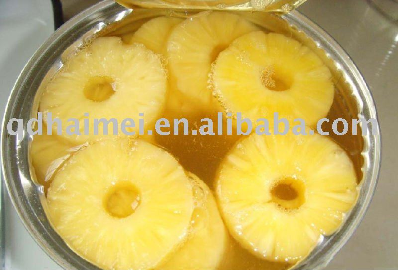 3000g canned pineapple in light syrup
