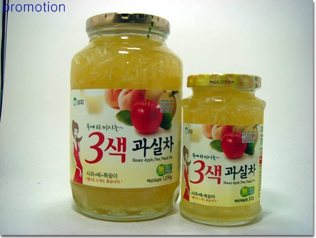Honey Mix Fruit Tea(Apple Peach Pear Tea)