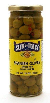 Stuffed Manz. Olives