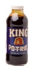 King Po-T-Rik Syrup America's Finest Table Syrup - 16 oz sugar