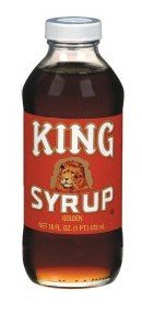 King Golden Syrup America's Finest Table Syrup - 16 oz sugar