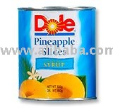 DOLE PINEAPPLE SLICES