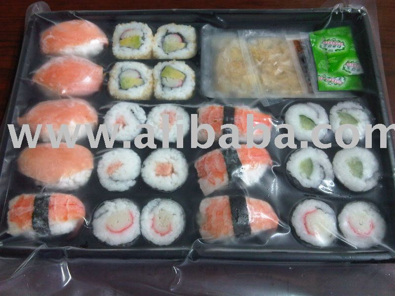 Frozen Sushi Set