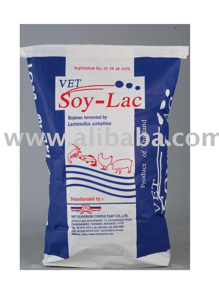 Fermented soy protein powder