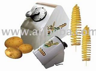 Twist Potato Spiral Cutter
