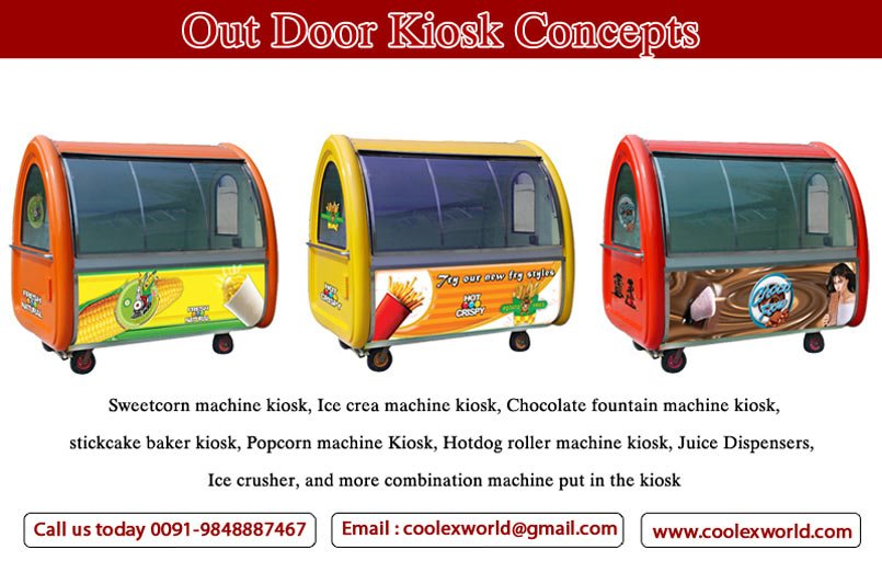 outdoor food kiosk suppliers,exporters on 21food.com