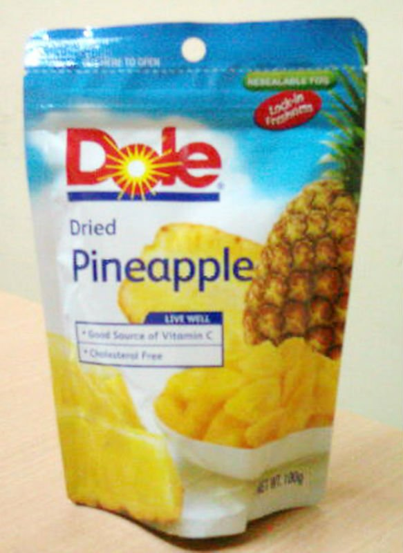 Dole dried pineapples products philippines dole dried pineapples supplier - Dried fruit business ...