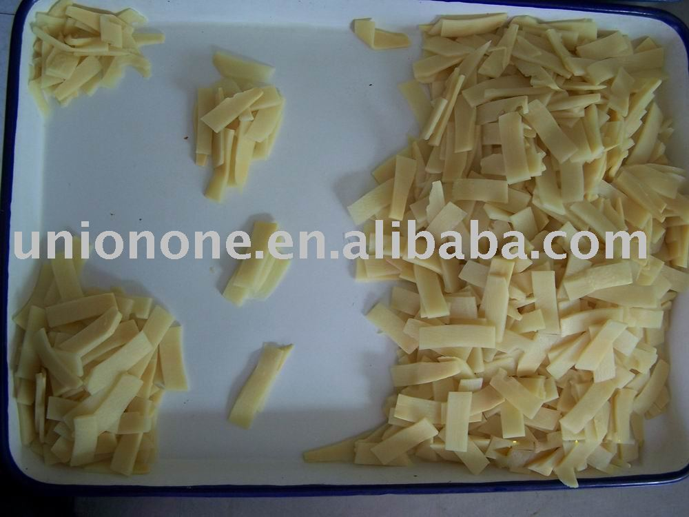 canned bamboo shoots(slice)
