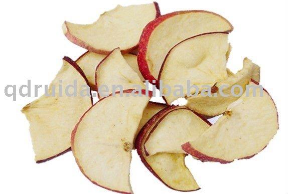 Low Temperature Vacuum Fried Apple Chips
