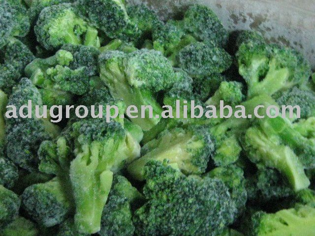 frozen broccoli,IQF broccoli