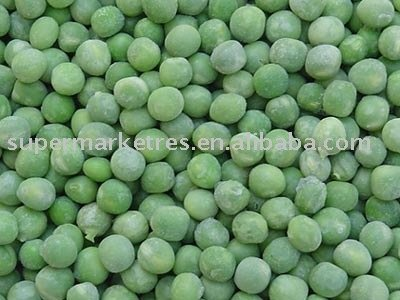 quick-frozen green peas of china