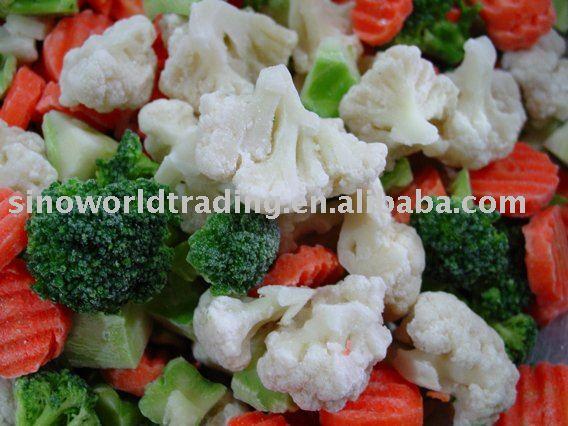 mixed vegetables new crop