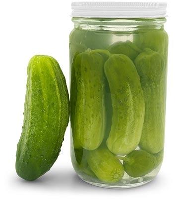 Pickle salted vegetable