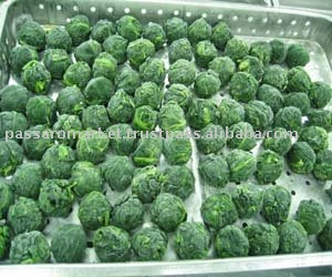 Frozen (IQF) Spinach