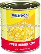 Sweet Kernel Corn Vacuum Packed